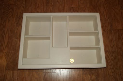Custom Made Custom Ordered Large Shadow Box/ Small Cabinet