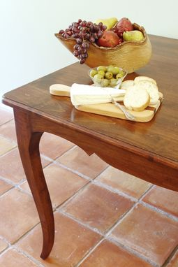 Custom Made Creole Dining Table
