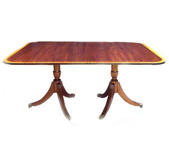 Custom Made Sheraton Dining Table