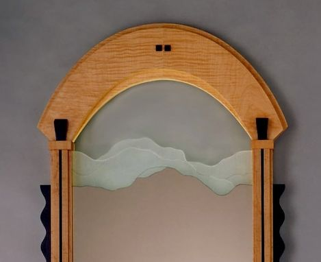 Custom Made Napoleon • Dressing Mirror