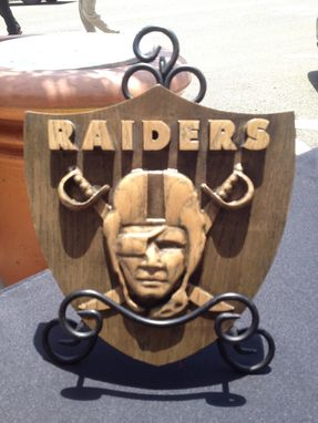 Custom Made Raider Art