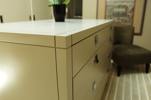 Custom Made Custom Made Contemporary Modern His And Hers Dresser