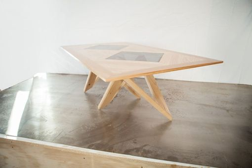 Custom Made Post-Modern Table