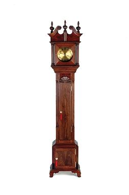 Custom Made Grandmother Clock