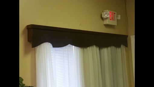 Custom Made Woodwork Valances