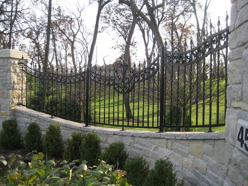 Custom Made Barrington Gate