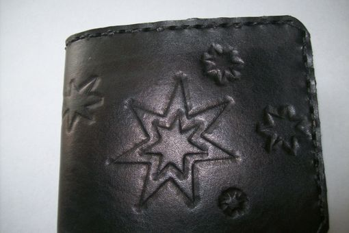 Custom Made Custom Leather Basic Wallet