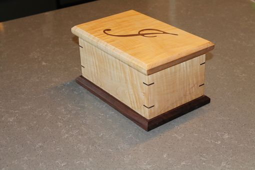 Custom Made Custom Inlaid - Jelewry Box