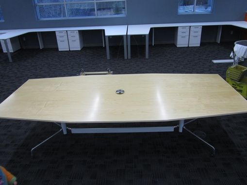 Custom Made Furnishings : Conference Table