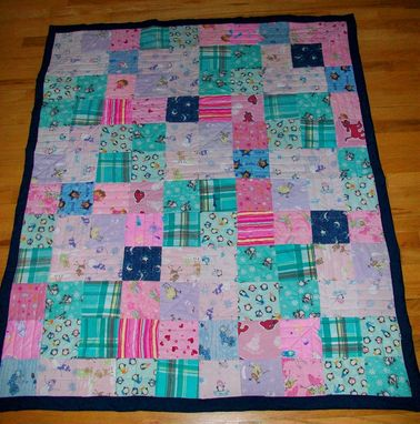 Custom Made Pj Memory Quilts