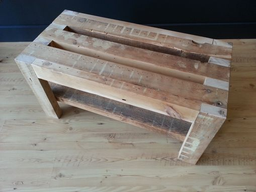 Custom Made Reclaimed 2x4'S Furniture Series