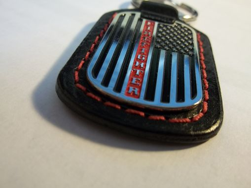 Custom Made Fire Department Key Fobs