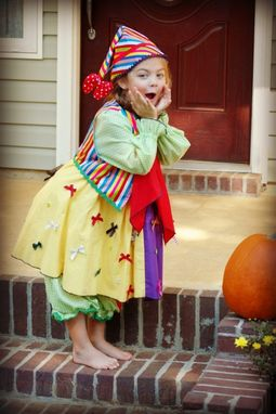 Custom Made Clown Costume