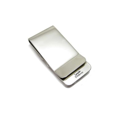 Custom Made Designer Money Clip - Credit Card Holder - Money Holder - Money And Card Clip - Front Pocket Wallet