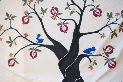Custom Made Tree Of Life Chuppah/Wall Hanging One