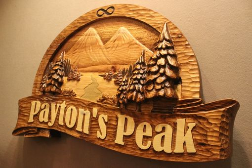 Custom Made Custom Wood Signs | Handmade Carved Signs | Memorial Signs | Mountain Signs | Custom Signs