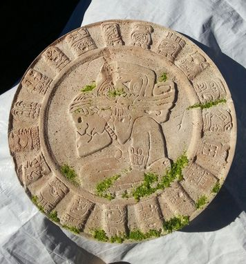 Custom Made End Of The World Party - Mayan Tablet