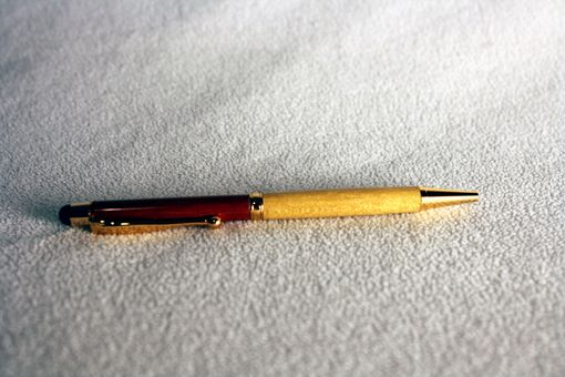 Custom Made Perfect Pen With Stylus, Mix And Match. Red, Yellow, Or Purple