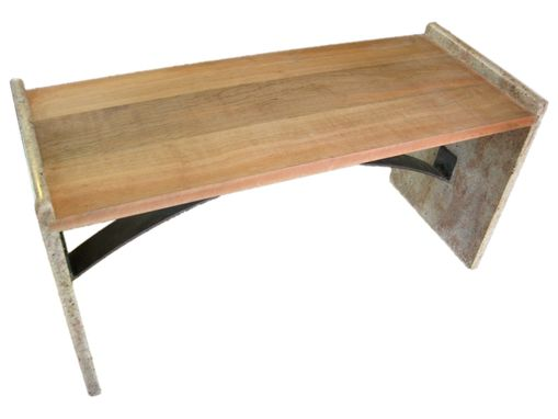 "Custom Made ""Arc Horizontal"" Coffee Table"