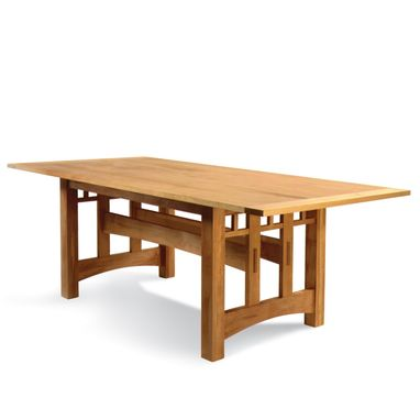 Custom Made Lawless Trestle Table