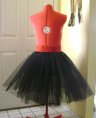 Custom Made Tulle Petticoat Custom Made To Order Any Size, Colors Or Length