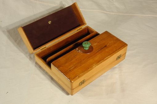 Custom Made Repurposed Cigar Box
