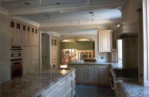 Custom Made Kitchen Cabinets - Part Two