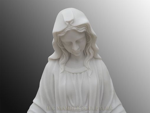 Custom Made The Madonna Marble Statue