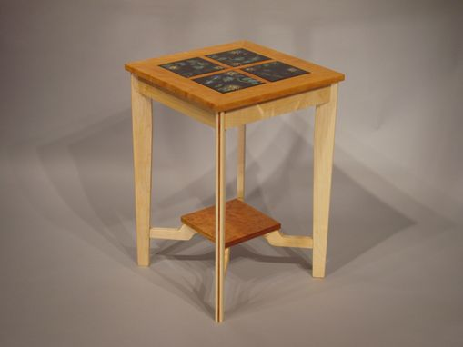 Custom Made Coffee, End Or Side Tables