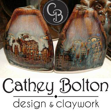 Custom Made Custom Made Salt & Pepper Shakers