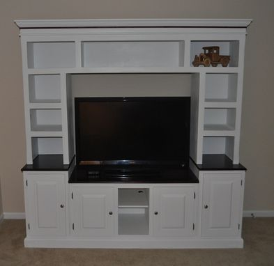 Custom Made Custom Made Entertainment Center