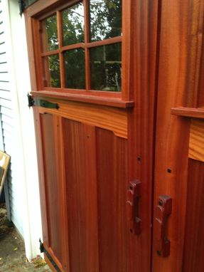 Custom Made Doors