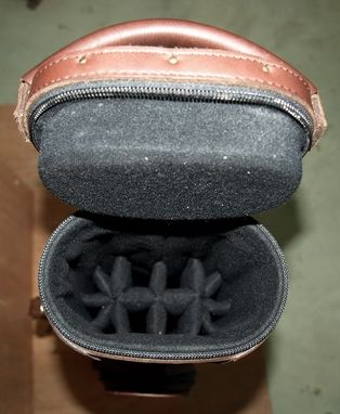 Custom Made Vault Leather Poolstick Case