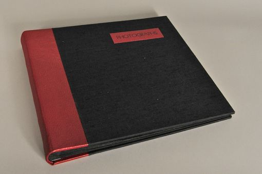 Custom Made Photo Album