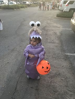 Custom Made Monsters' Inc Boo Costume