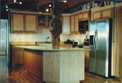 Custom Made Ash Kitchen