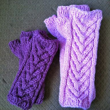 Custom Made Wrist Warmers