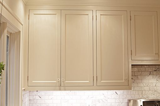 Custom Made Paint Grade Flush Inset Kitchen