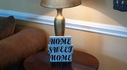 Custom Made Custom Handpainted Reclaimed Wood Signs
