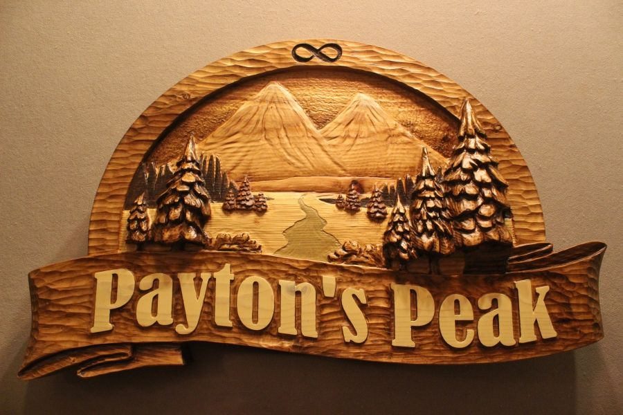 Hand Crafted Custom Wood Signs Handmade Carved Signs