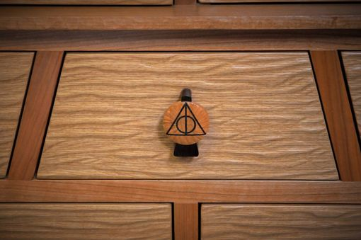 Custom Made Harry Potter Inspired Dresser