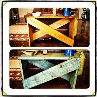 Custom Made Country Style Side Table