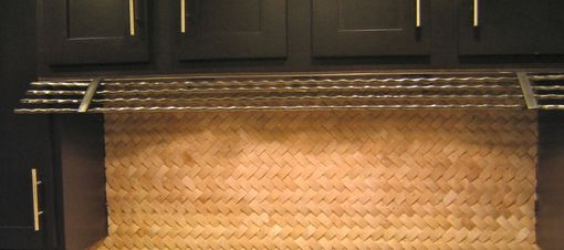 Custom Made Metal / Under Cabinet Accent
