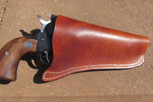 Custom Made Leather Gun Sleeve/Hoslter