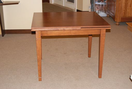 Custom Made Dutch Pull Out Table