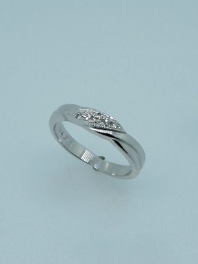 Custom Made Custom Designed Wedding Bands