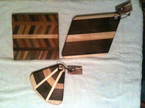 Custom Made Cutting Boards/Cheese Boards