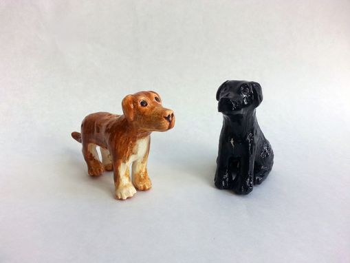 Custom Made Cat Or Dog Salt Shaker