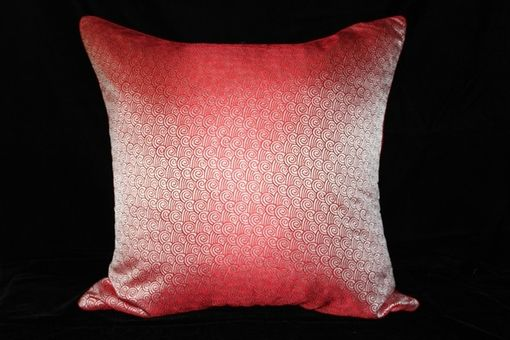 Custom Made In Vogue: Riptide Pillow