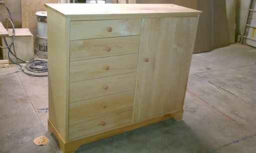 Custom Made 6 Drawer Wardrobe